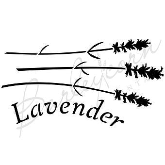Lavender Vintage Stencil | Paint Me Vintage | Tauranga, New Zealand | chalk paint | chalkpaint | furniture painting | vintage paint | stencils | IOD | Iron Orchid Design | furniture transfers | workshops | where to buy stencils | stencils for sale nz | plastic stencils nz | craft stencils nz | Lavender Vintage Stencil