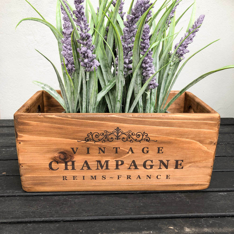 Champagne Box Small
