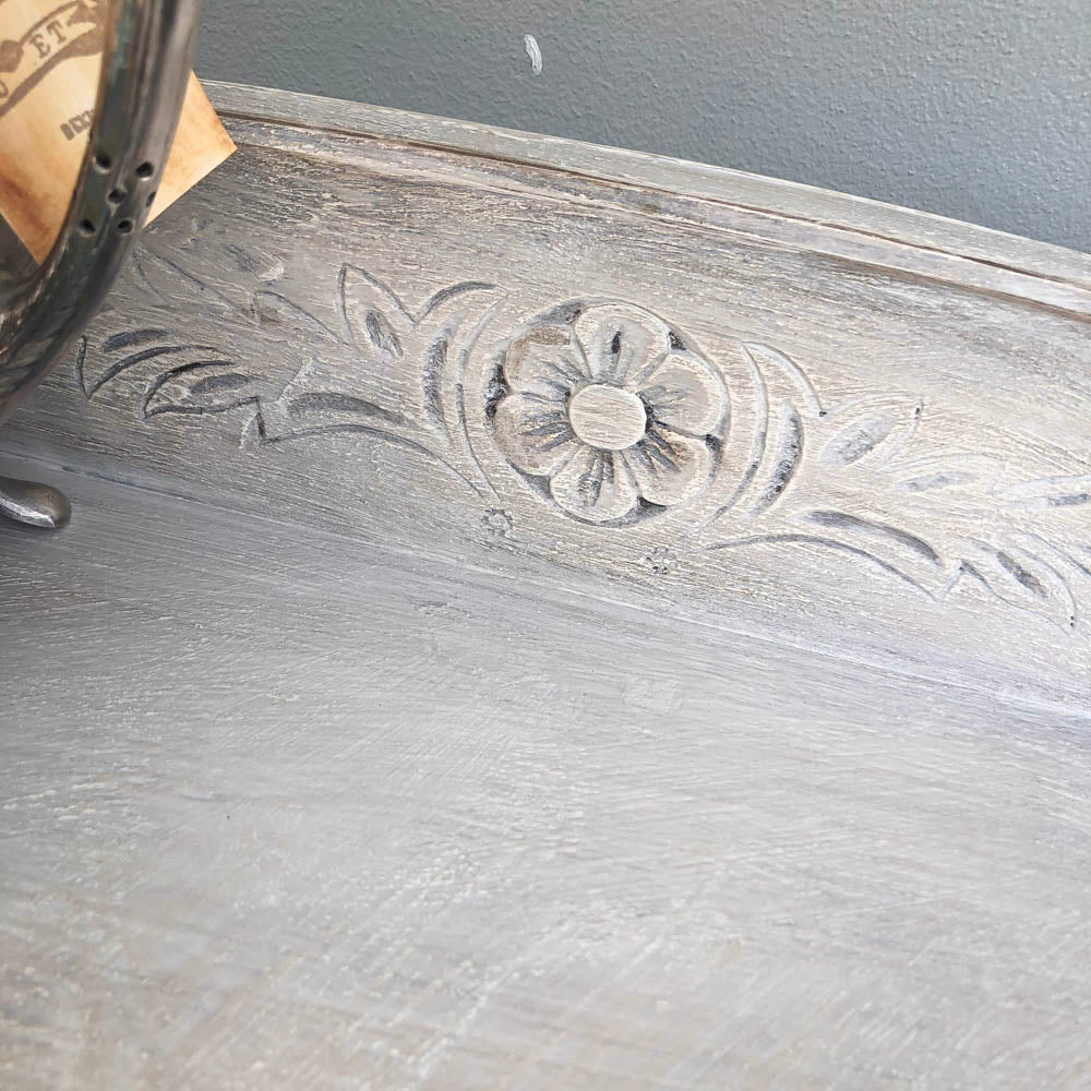 Crystal Layered carved Hall table NZ