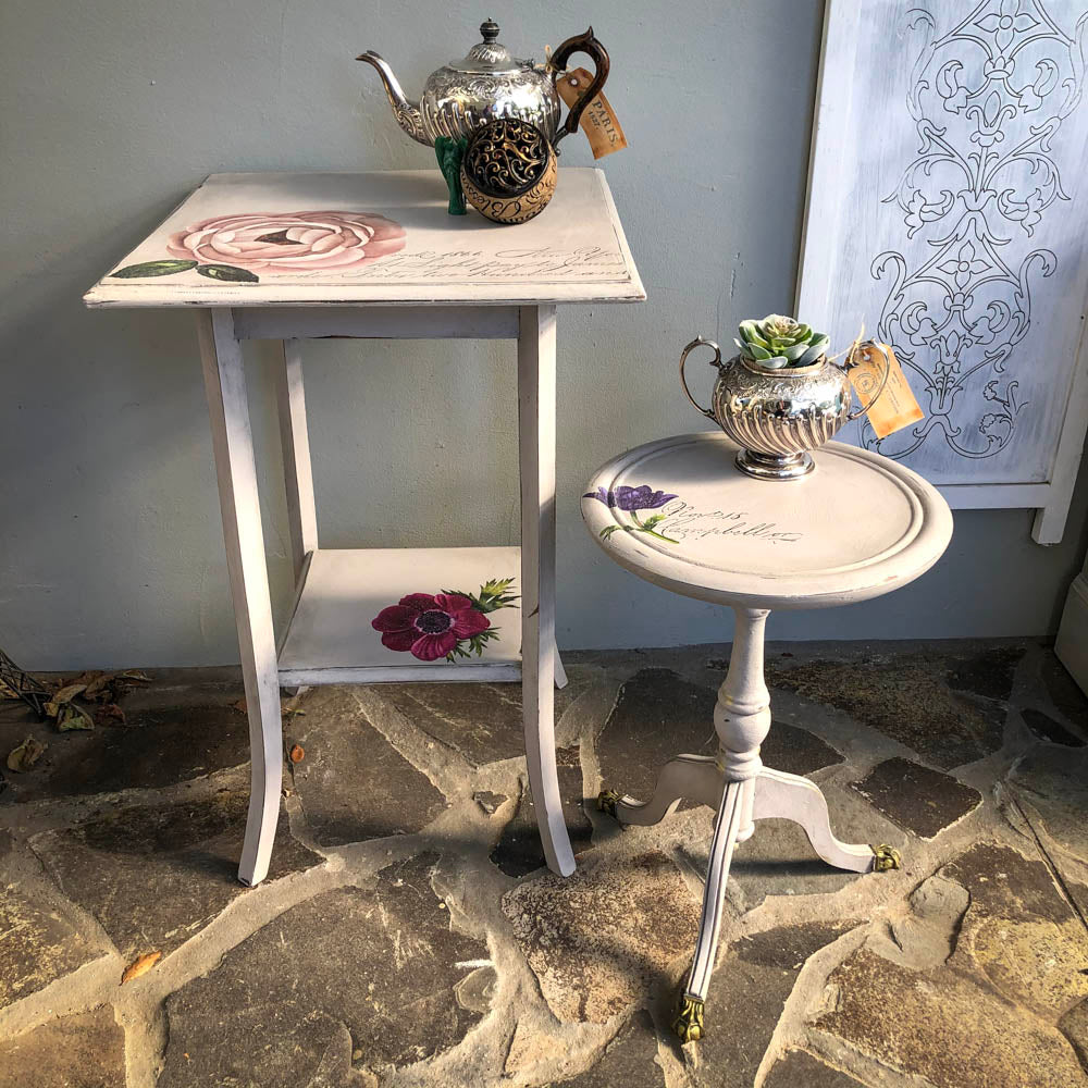 Paloma Tiered high  Square Table