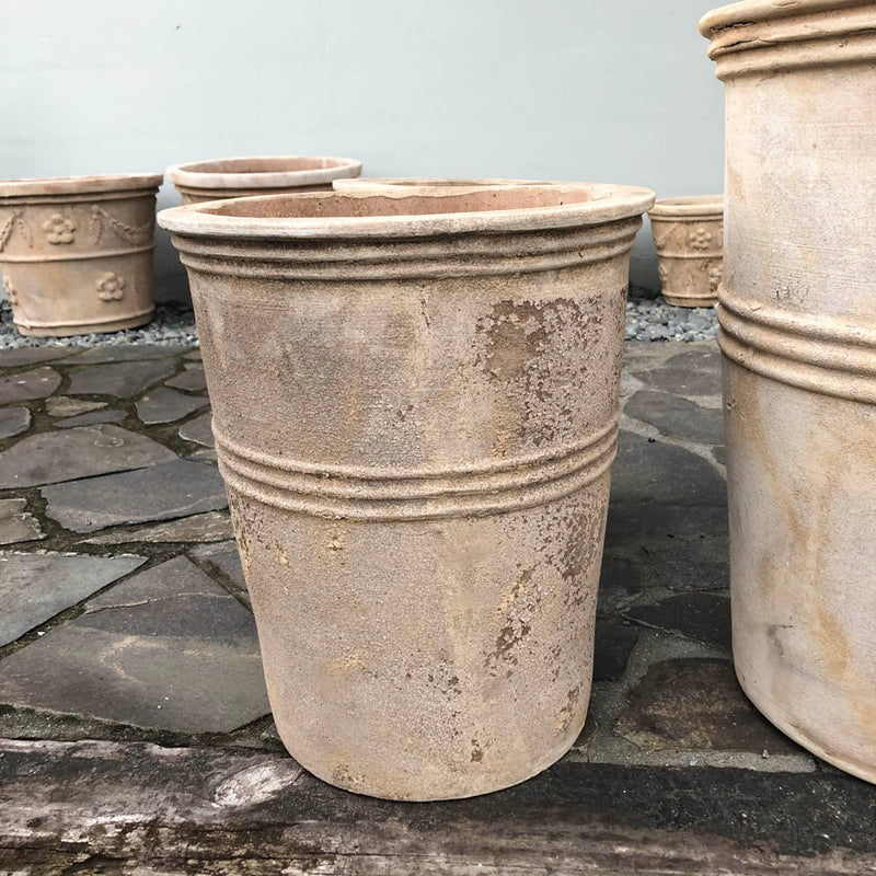 French Tall Planters - 3 Sizes