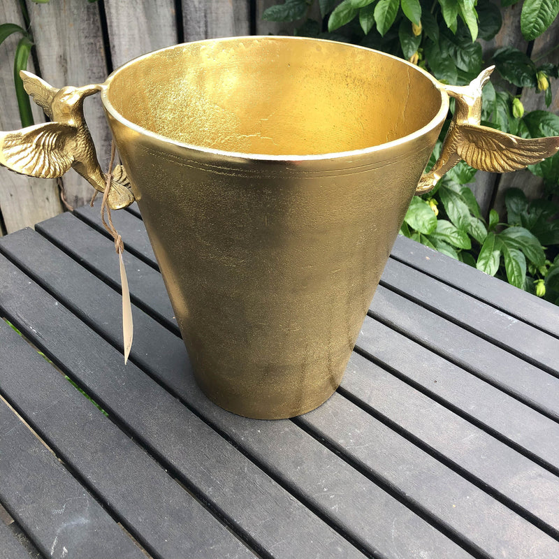 Hummingbird Wine Bucket