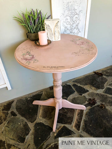 Madame de Pompadour Shabby Chic Side Table - available contact us