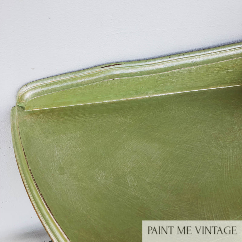 Sage & Gold Metallic Wash Console NZ