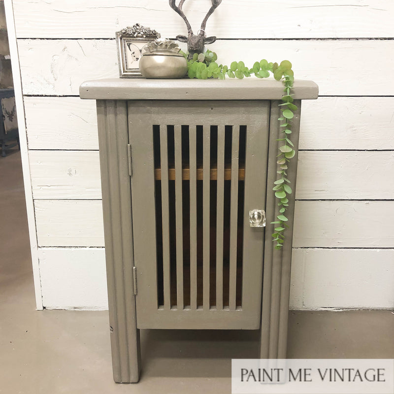 Paloma & Silver Metallic Wash Side Table NZ