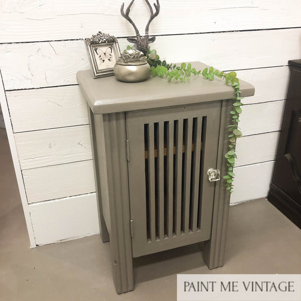 Paloma & Silver Metallic Wash Side Table - available contact us direct