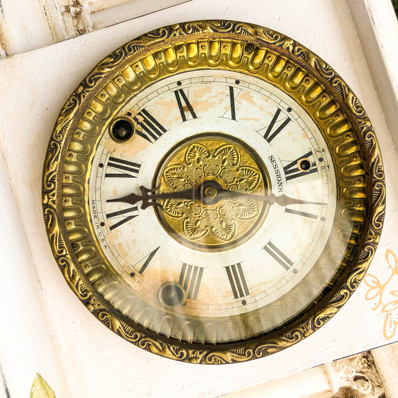 Session Mantle Clock Revamp NZ