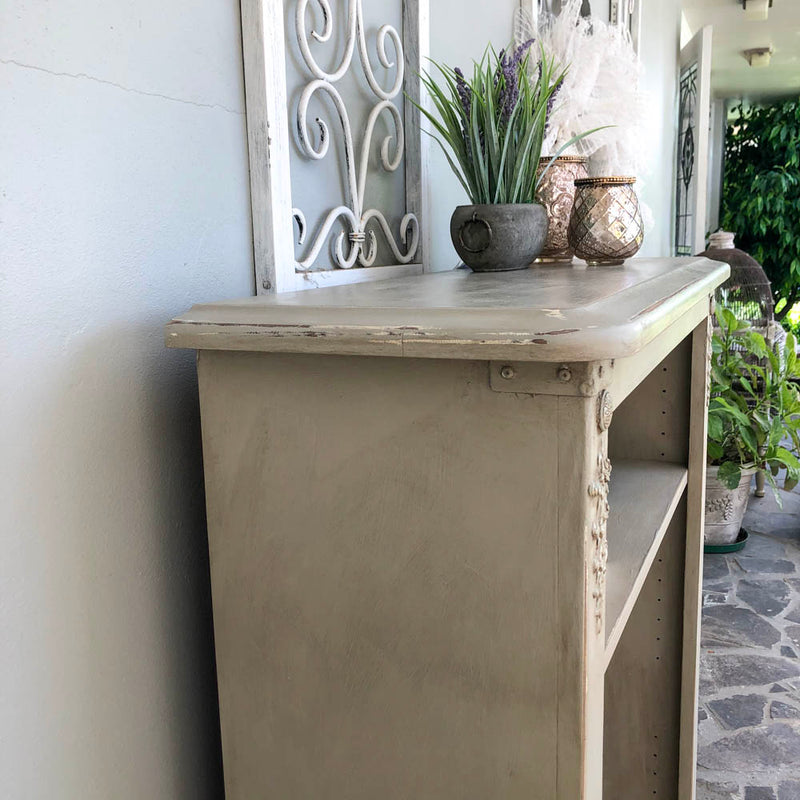 Dove Grey Shelf Unit  NZ