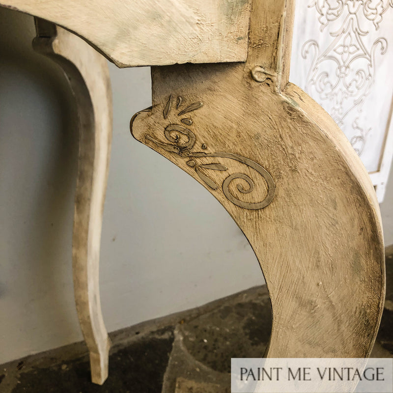 Yorkshire Stone Aged Elegance Hall Table with a Secret NZ