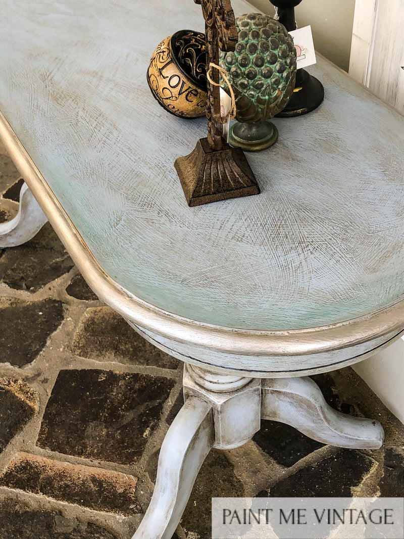 French Elegance Georgian Sky Console - not available