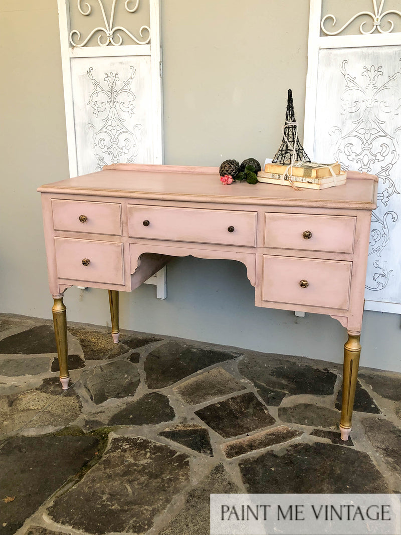 French Elegance Madame de Pompadour dresser - not available