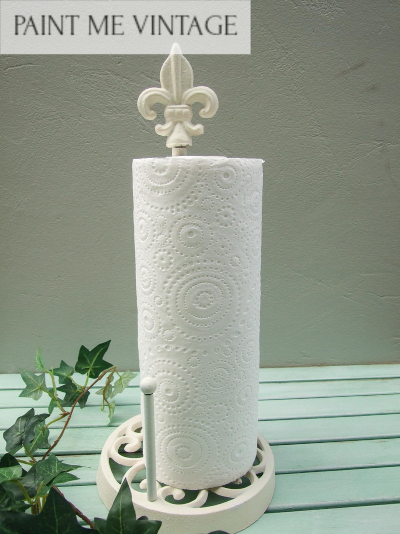 Paper Towel holder Antique White NZ