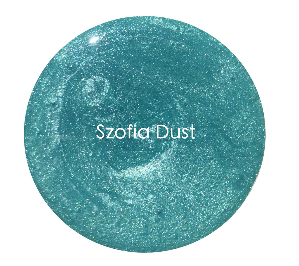 Metallic Glaze - Szofia Dust