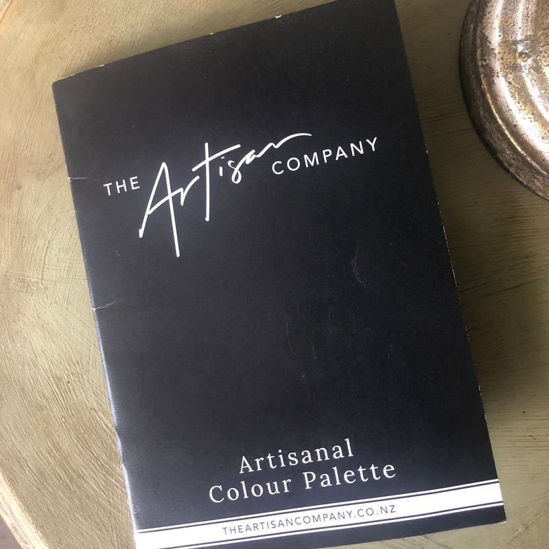 Artisan Colour Chart