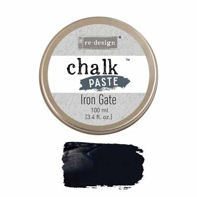 Chalk Paste Iron Gate