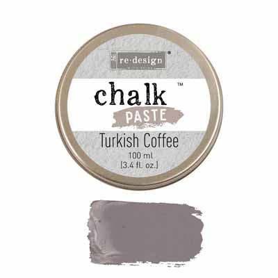 Chalk Paste Turkish Coffee