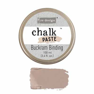 Chalk Paste Buckram Binding