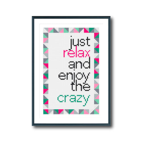 Enjoy The Crazy