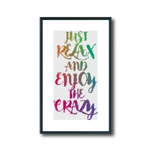 Enjoy The Crazy 2