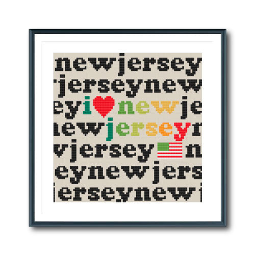Love New Jersey