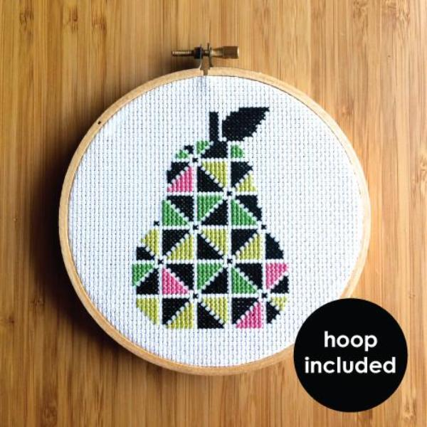 Perky Pear Kit (with hoop)