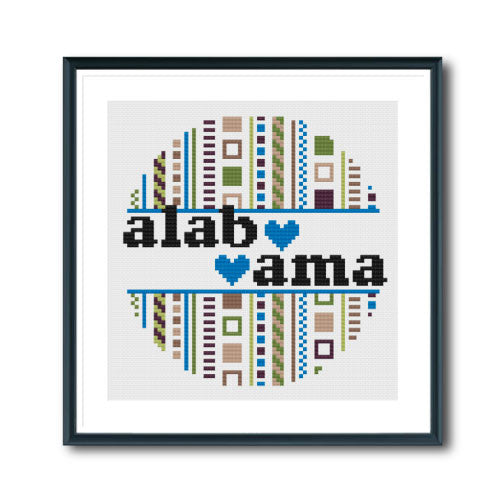 Retro Alabama