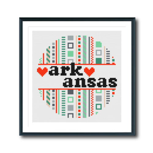 Retro Arkansas