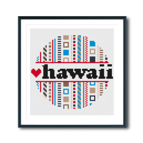 Retro Hawaii