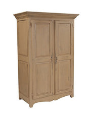 Alexandria Raised Panel Armoire