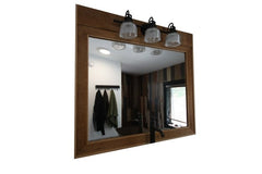 Reclaimed Pine Mirror