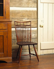 Load image into Gallery viewer, Contemporary Birdcage Side Chair | Solid Wood Windsor Chair