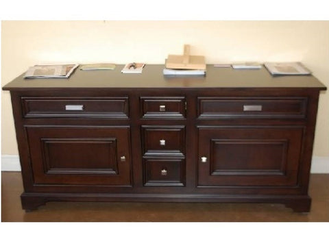 Gatsby Buffet | Custom Formal Contemporary Solid Wood Kitchen Buffets