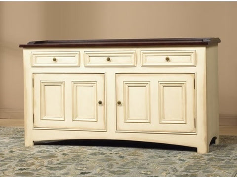 The Langdon Buffet | Solid Wood Country and Chalet Style Sideboards