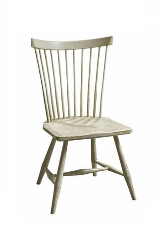 Low Fan Back Side Chair
