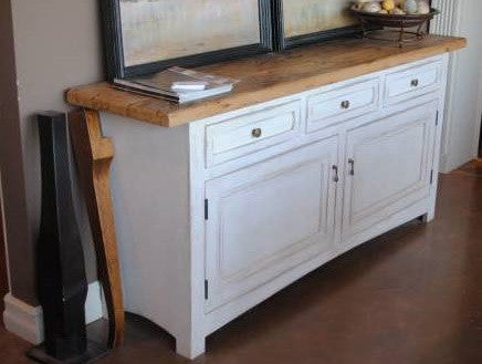 Reclaimed Pine Buffet