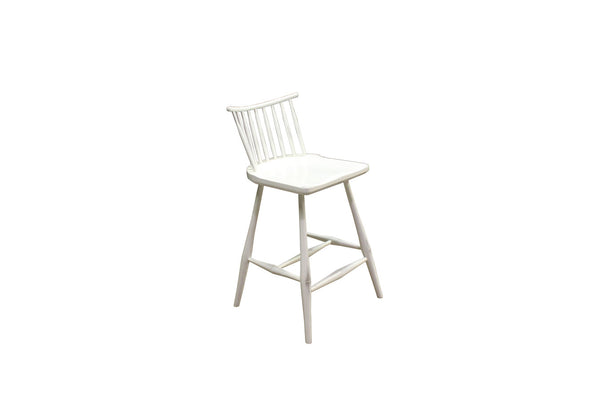 Rod Back Bar Chair