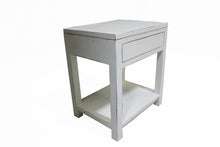 Load image into Gallery viewer, The Lake Rosseau Night Table | Shabby Chic Worn Finish