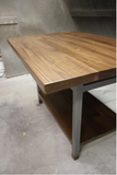 Custom Walnut Island