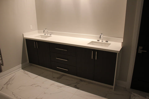 The Cortleigh Double Sink Vanity
