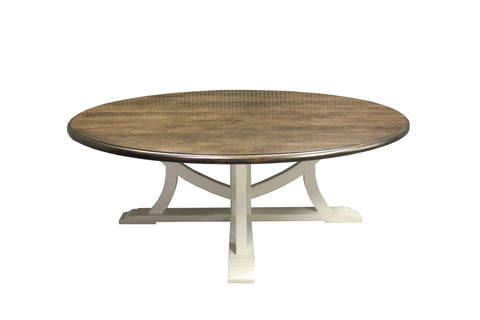 The Lake Joseph Circular Dining Table