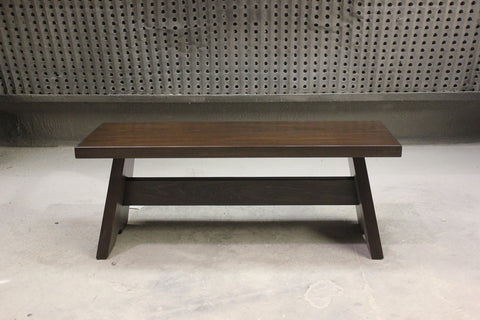 ... Lakewood Bench | Country, Rustic + Farmhouse Wooden Dining Benches