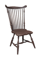 Traditional Fan Back Side Chair