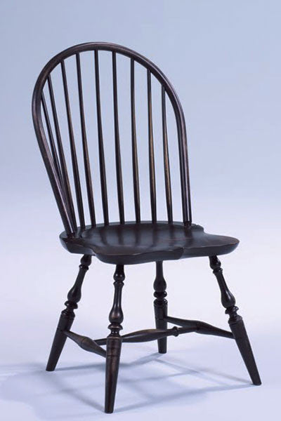 Traditional Continuous Side Chair | Traditional Wood Windsor Chair