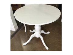 Queen Ann Pedestal Table