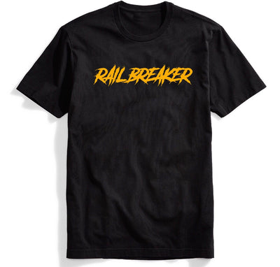 RailBreaker Tee - We Rave Hard