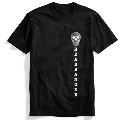 Headbanger T-Shirt - We Rave Hard