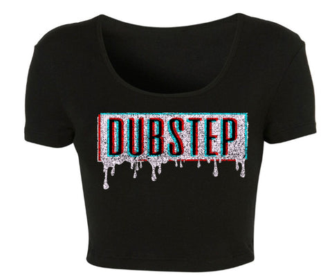 Dubstep Crop Top - We Rave Hard