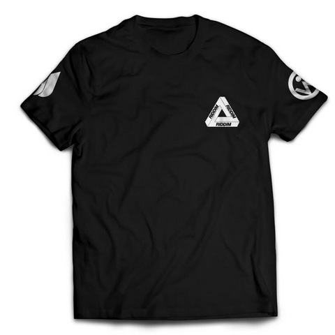 Riddim Infintity T-Shirt [Reflective] - We Rave Hard