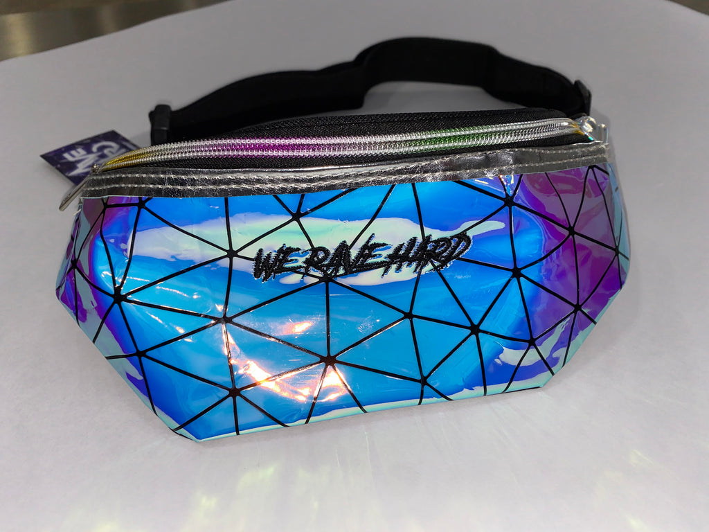 FANNY PACK MULTI IRIDESCENT COLOR