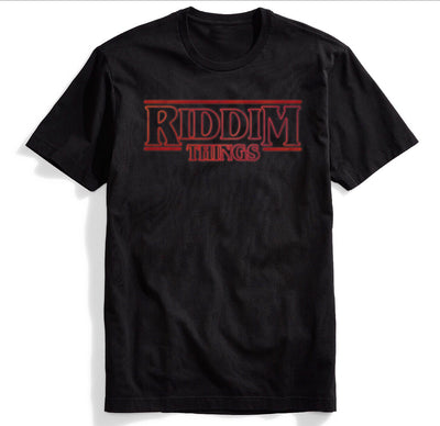 Riddim Things Tee - We Rave Hard